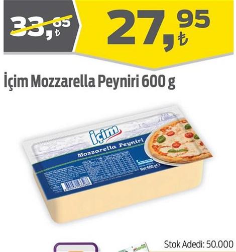 İçim Mozzarella Peyniri 600 g image