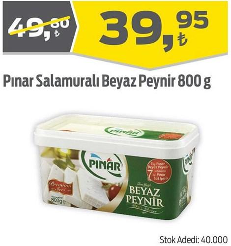 Pınar Salamuralı Beyaz Peynir 800 g image