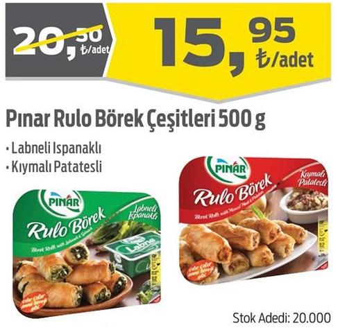 Pınar Rulo Börek Çeşitleri 500 g image