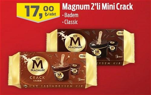 Algida Magnum 2'li Mini Crack image
