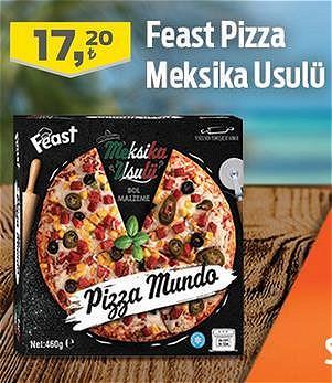 Feast Pizza Meksika Usulü image