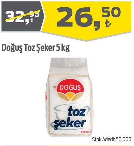 Doğuş Toz Şeker 5 kg image