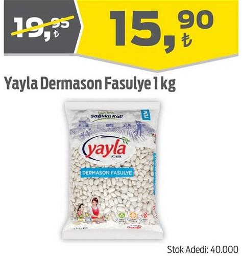 Yayla Dermason Fasulye 1 kg image