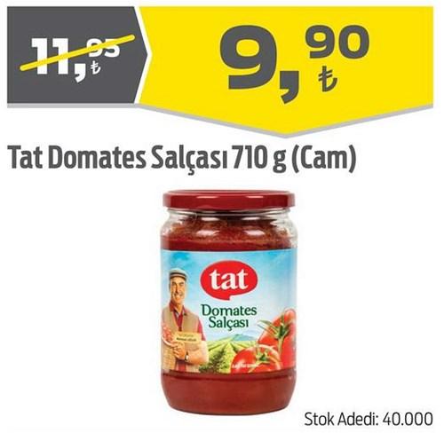 Tat Domates Salçası 710 g (Cam) image