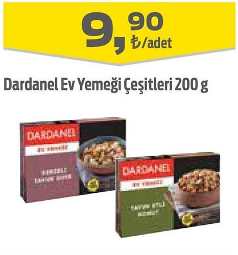 Dardanel Ev Yemeği Çeşitleri 200 g image