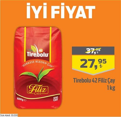 Tirebolu 42 Filiz Çay 1 kg image