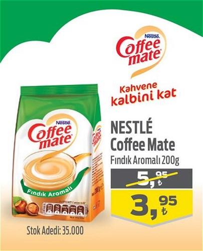 Nestle Coffee Mate Fındık Aromalı 200g image
