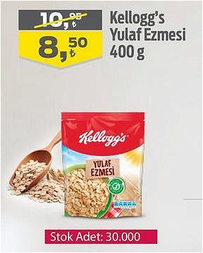 Kellogg's Yulaf Ezmesi 400 g image