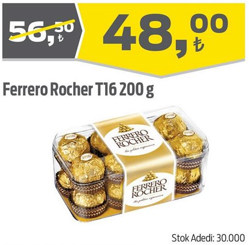 Ferrero Rocher T16 200 g image