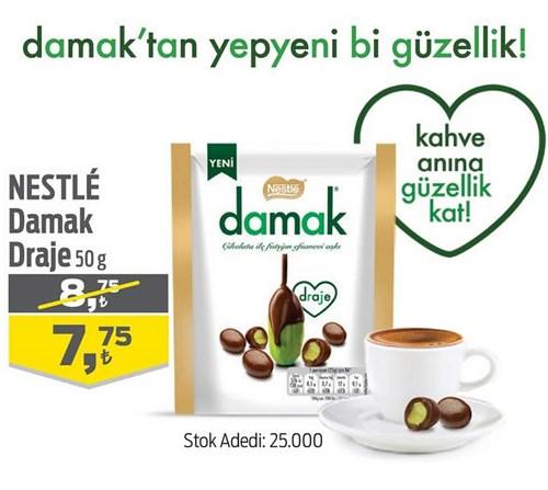 Nestle Damak Draje 50 g image