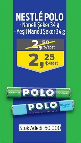 Nestle Polo Şeker 34 g image