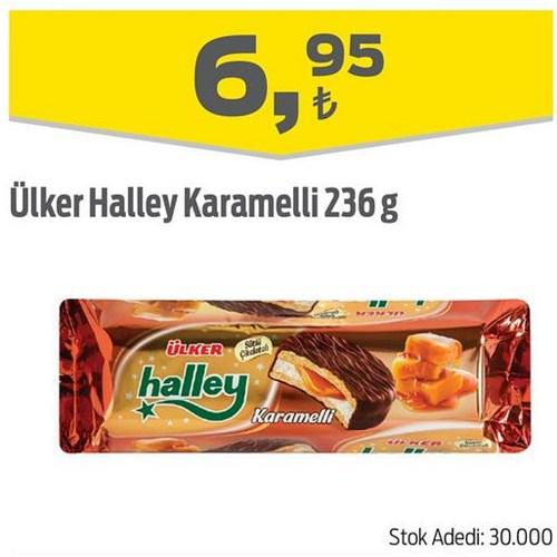 Ülker Halley Karamelli 236 gr image