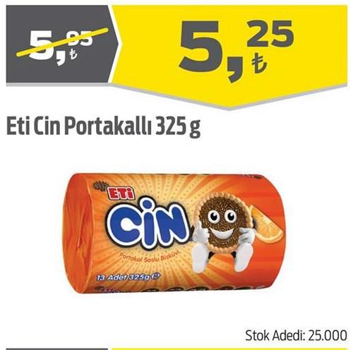 Eti Cin Portakallı 325 g image