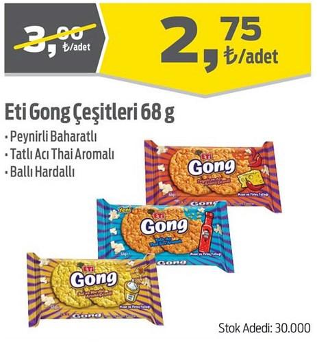 Eti Gong Çeşitleri 68 g image