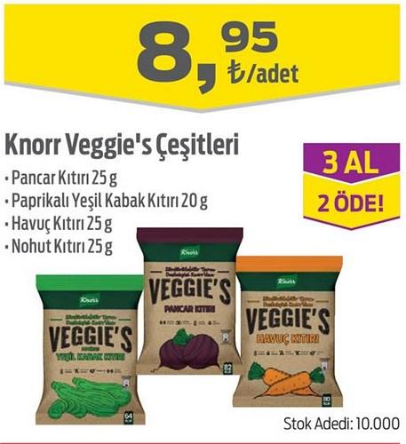 Knorr Veggie's Çeşitleri image