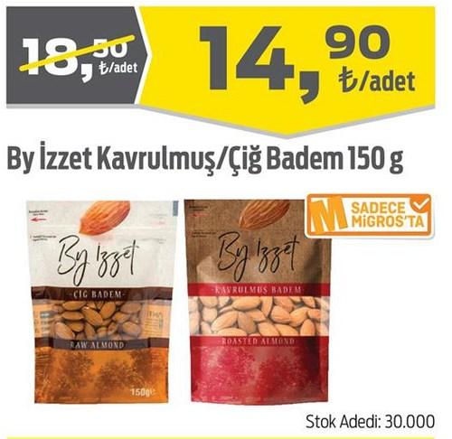 By İzzet Kavrulmuş/Çiğ Badem 150 g image