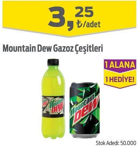 Mountain Dew Gazoz Çeşitleri image