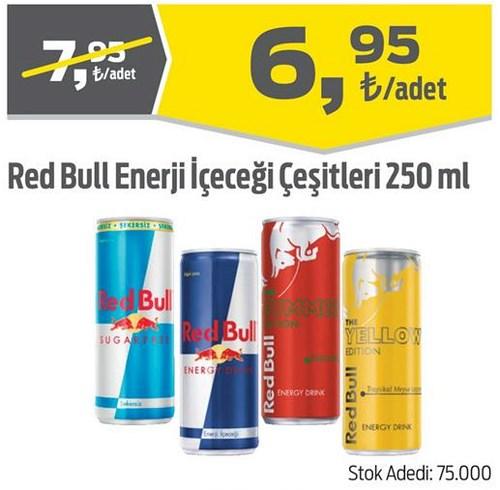Red Bull Enerji İçeceği Çeşitleri 250 ml image
