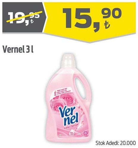 Vernel 3 l image
