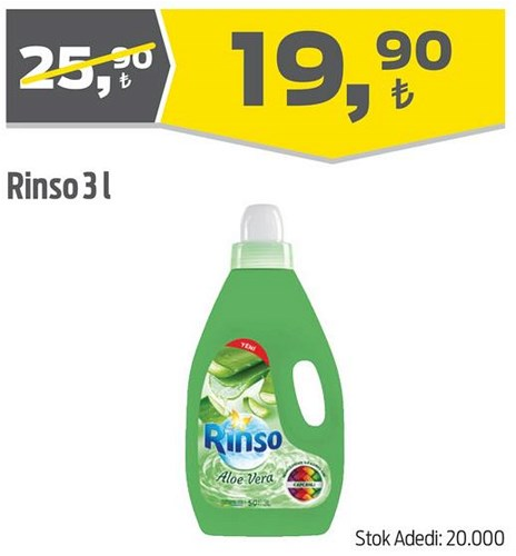 Rinso 3 l image