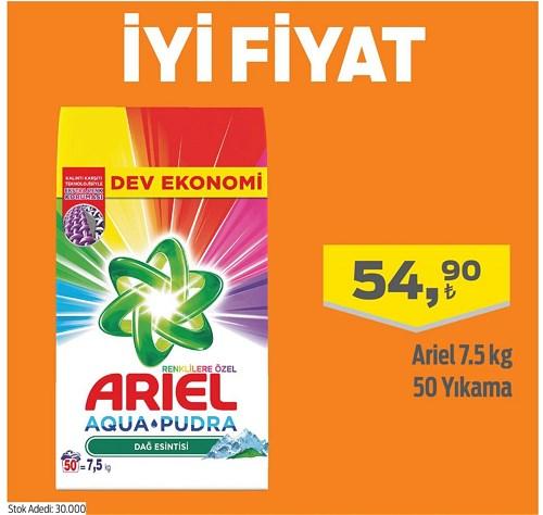 Ariel 7.5 kg 50 Yıkama image