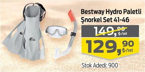 Bestway Hydro Paletli Şnorkel Set 41-46 image