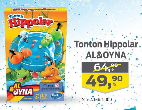 Hasbro Tonton Hippolar Al&Oyna image