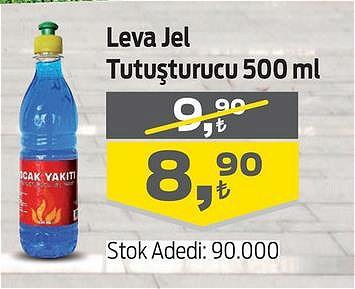 Leva Jel Tutuşturucu 500 ml image