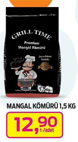 Mangal Kömürü 1,5 kg image