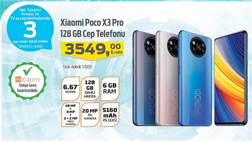 Xiaomi Poco X3 Pro 128 GB Cep Telefonu image