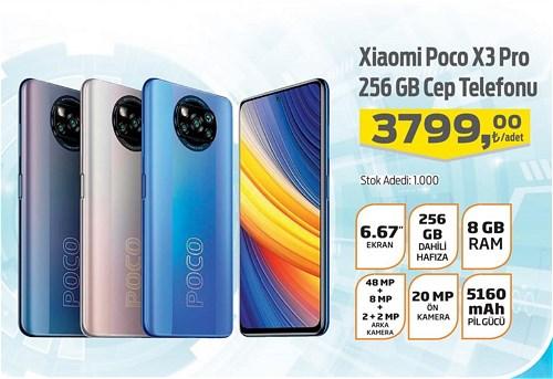 Xiaomi Poco X3 Pro 256 GB Cep Telefonu image