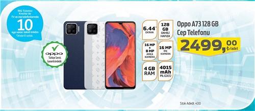 Oppo A73 128 GB Cep Telefonu image