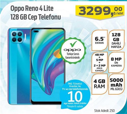 Oppo Reno 4 Lite 128 GB Cep Telefonu image