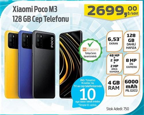 Xiaomi Poco M3 128 GB Cep Telefonu image