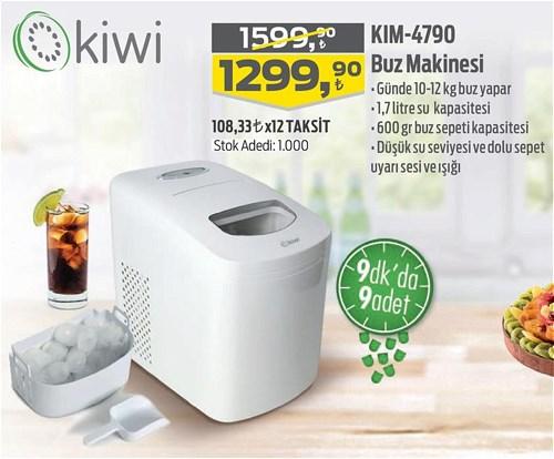 Kiwi KIM-4790 Buz Makinesi image