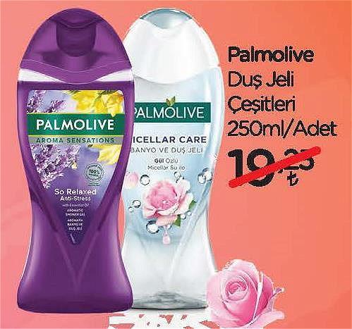Palmolive Duş Jeli Çeşitleri 250 ml image