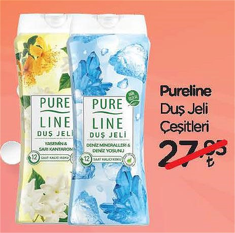 Pureline Duş Jeli Çeşitleri image