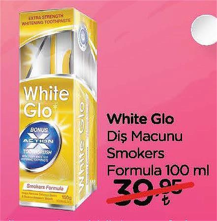 White Glo Diş Macunu Smokers Formula 100 ml image
