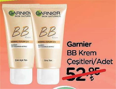 Garnier BB Krem Çeşitleri/Adet image