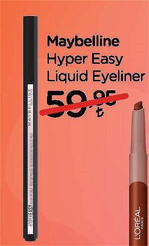 Maybelline Hyper Easy Liquid Eyeliner image