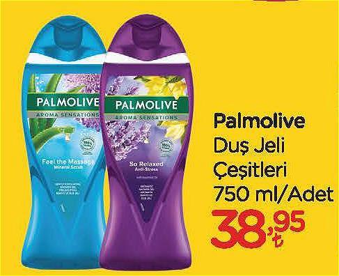 Palmolive Duş Jeli Çeşitleri 750 ml image
