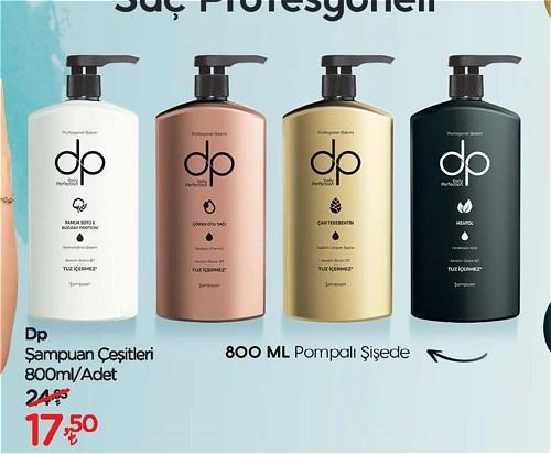Dp Şampuan Çeşitleri 800 ml image