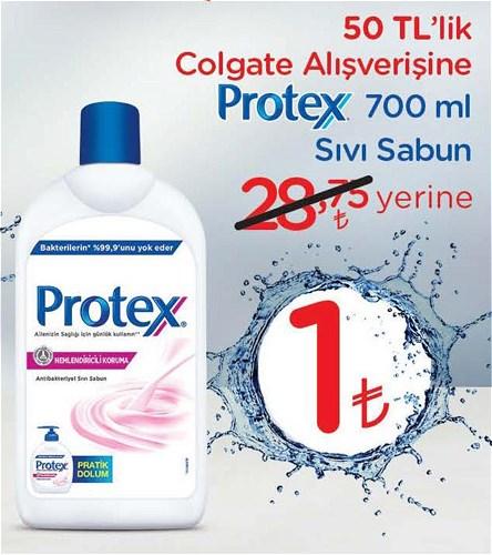 Protex 700 ml Sıvı Sabun image