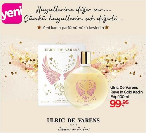Ulric De Varens Reve In Gold Kadın Edp 100 ml image