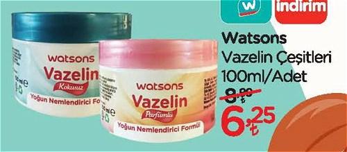 Watsons Vazelin Çeşitleri 100 ml image