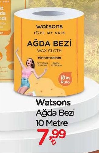 Watsons Ağda Bezi 10 metre image