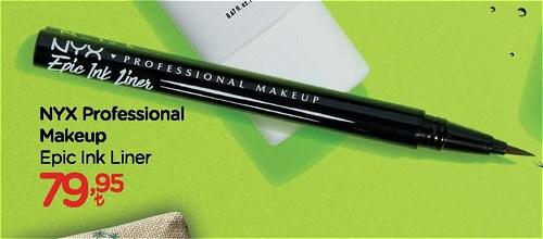 NYX Professional Makeup Epic Ink Liner image