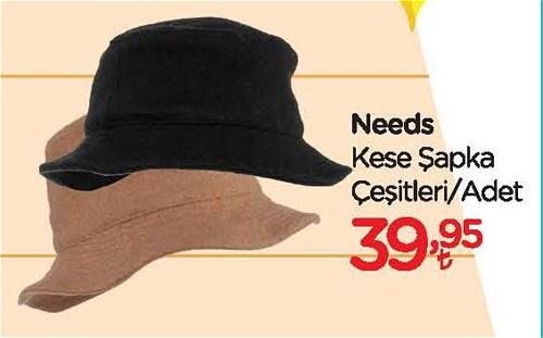 Needs Kese Şapka Çeşitleri/Adet image