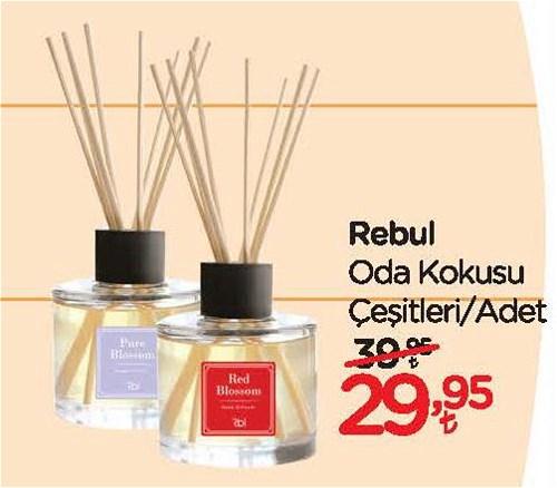 Rebul Oda Kokusu Çeşitleri/Adet image