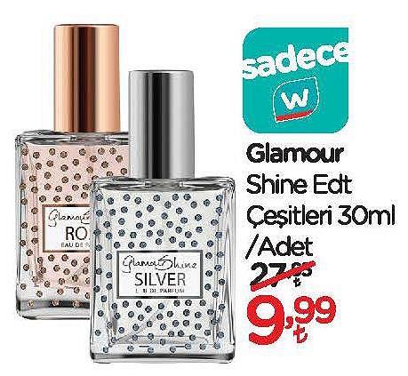 Glamour Shine Edt Çeşitleri 30 ml image